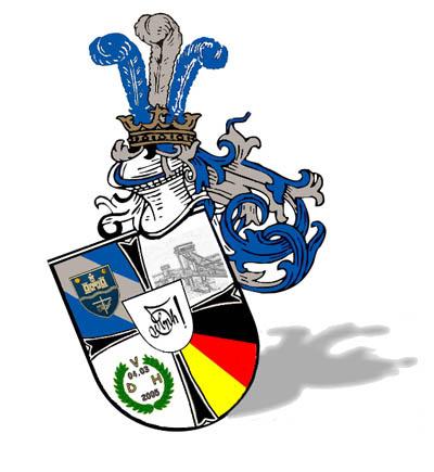 VDH Budapest: VDH Budapest Wappen verkleinert