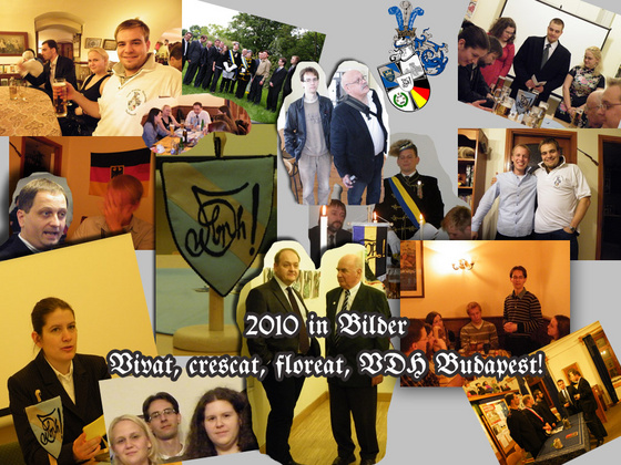 VDH Budapest: 2010 Jahr