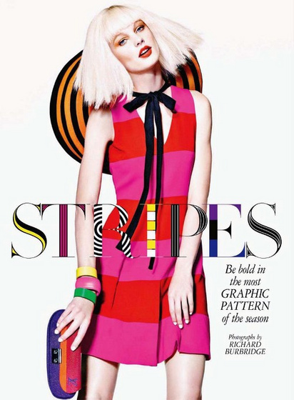 The Strange: stripes1