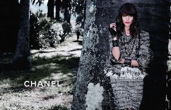 The Strange: chanel6