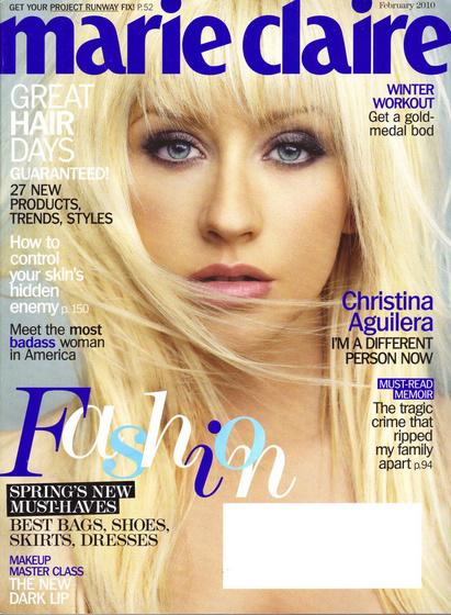 The Strange: christina1