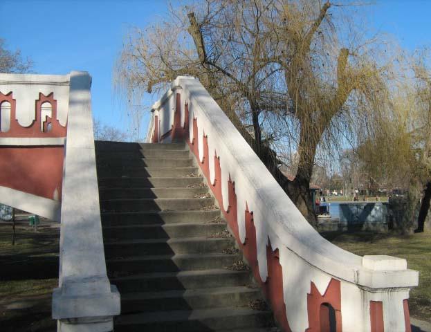 liget híd