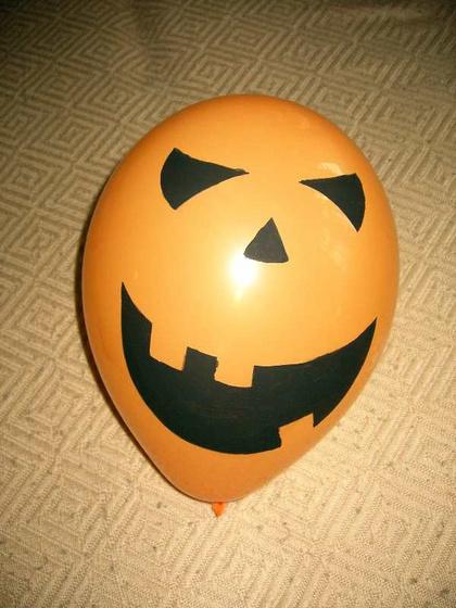 Halloween lufi