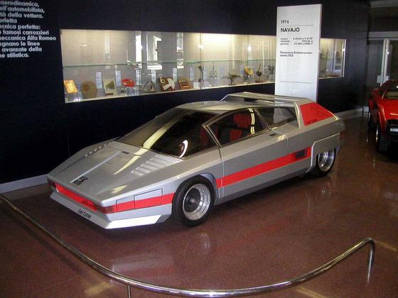 Rocko: Alfa Romeo Navajo