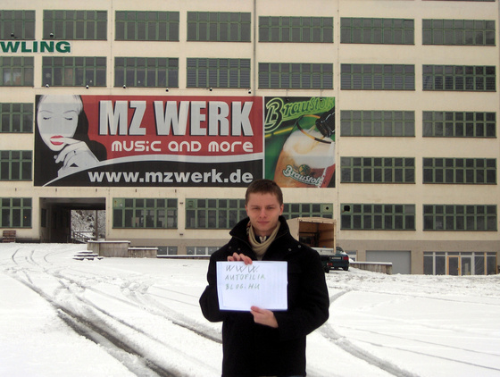 omm: MZ Werke Zschopau