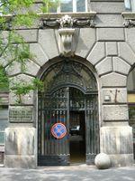 Piedone: 11. Adria székház Budapest