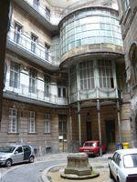 Piedone: 16. Adria székház Budapest