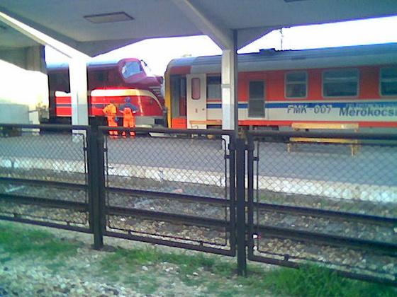 PozAko: Vonat