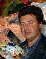 Dóbus György, amatőr festő