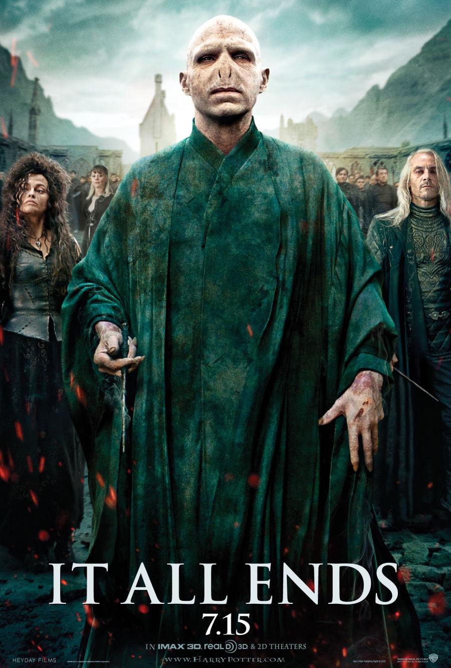 Harry Potter 7 (2.rész) – Filmek  Harry Potter 7 ...