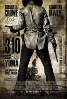 Börötnvonat Yumába plakát 1