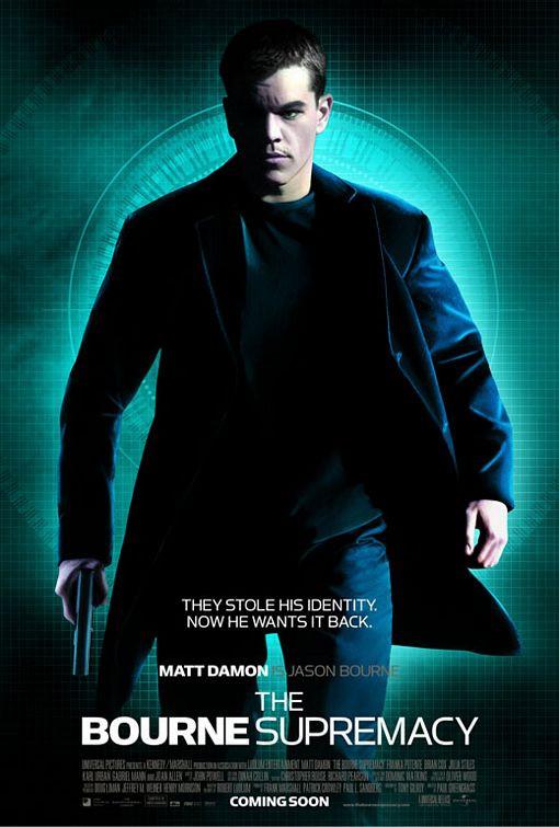 Bourne Filmek