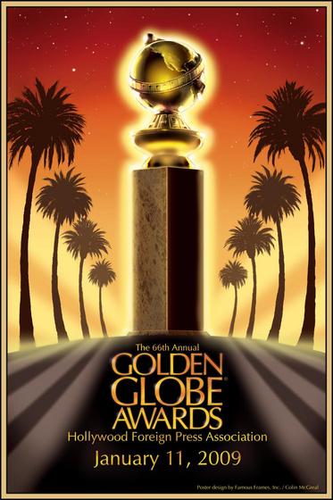 A 2009-es Golden Globe plakát