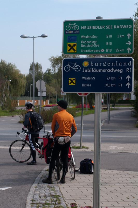 darthwalk: Neusiedl am See