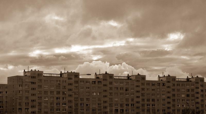 Óbudai felhők