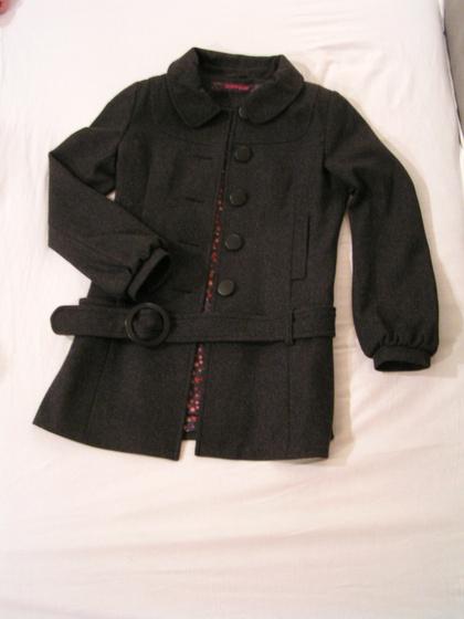 clockhouse kabát