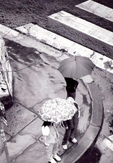 z_szekeres: esős plasztika