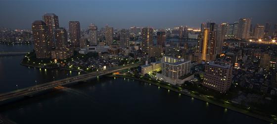 commelauche: Tokyo éjjel