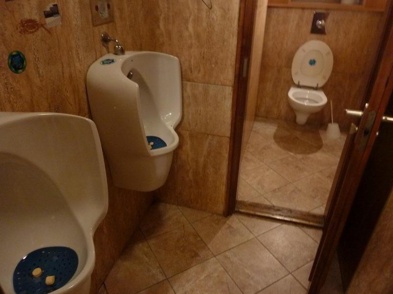 Igényes a toalett