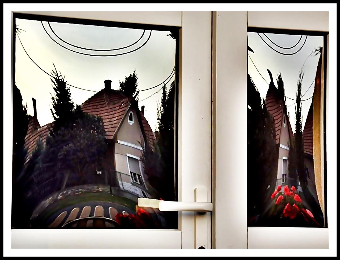 ajtó tükrök