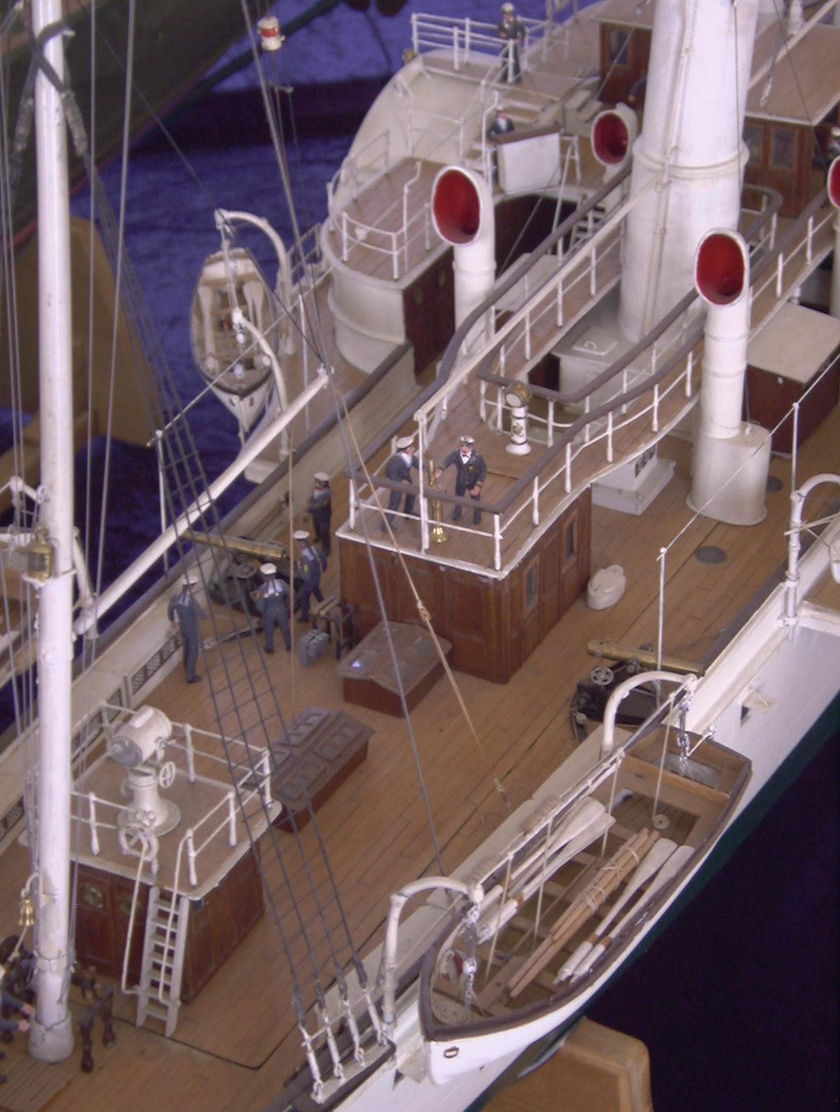 Miramar jacht M=1:50