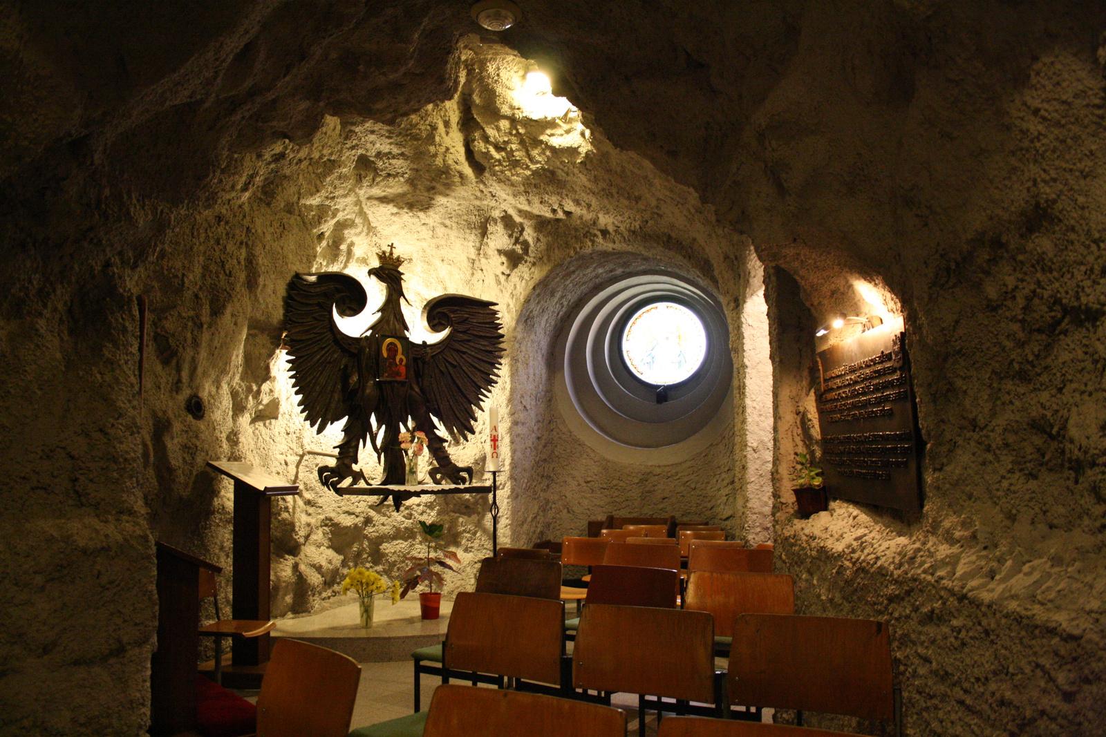 Lengyel kápolna
