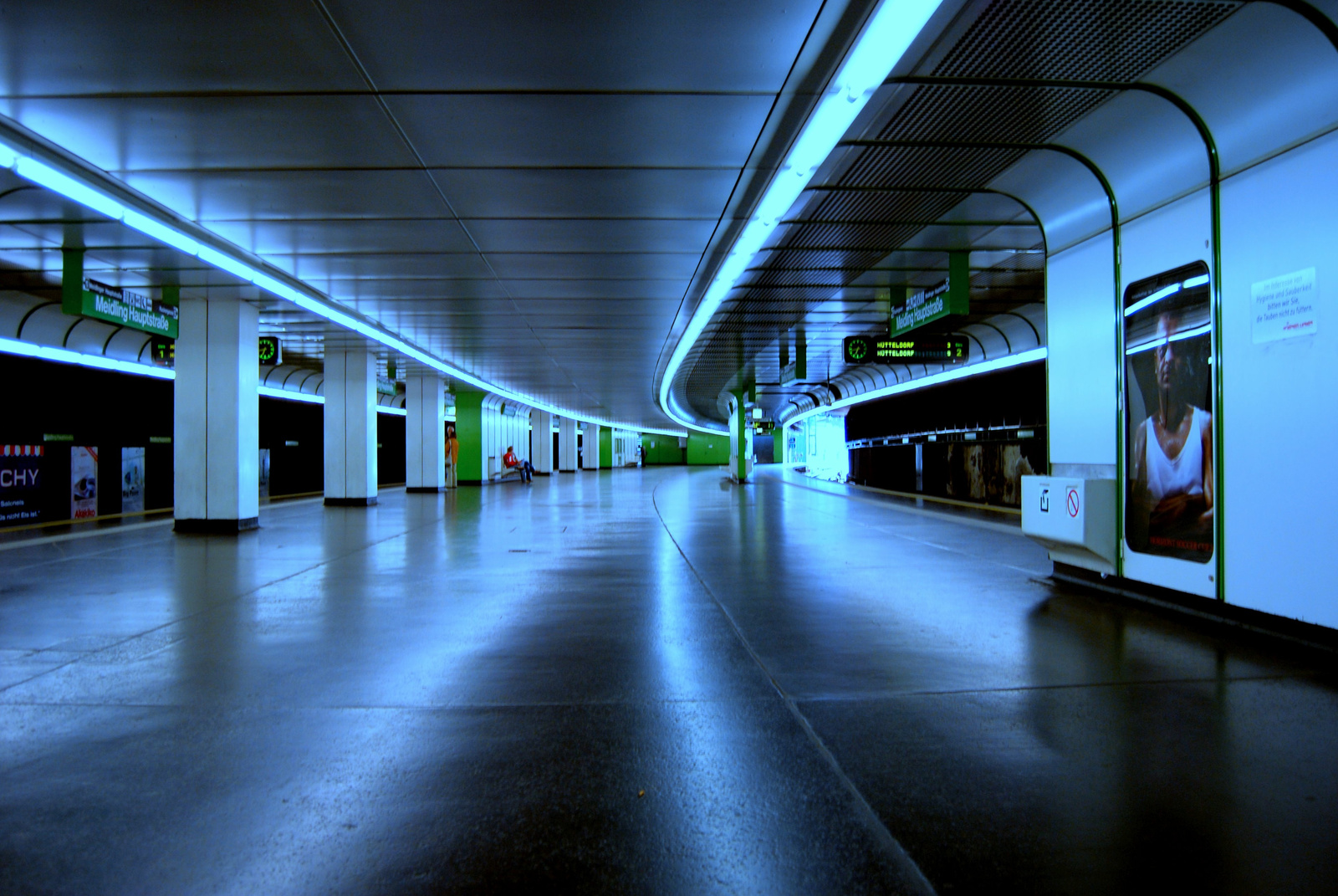 Bécsi metro