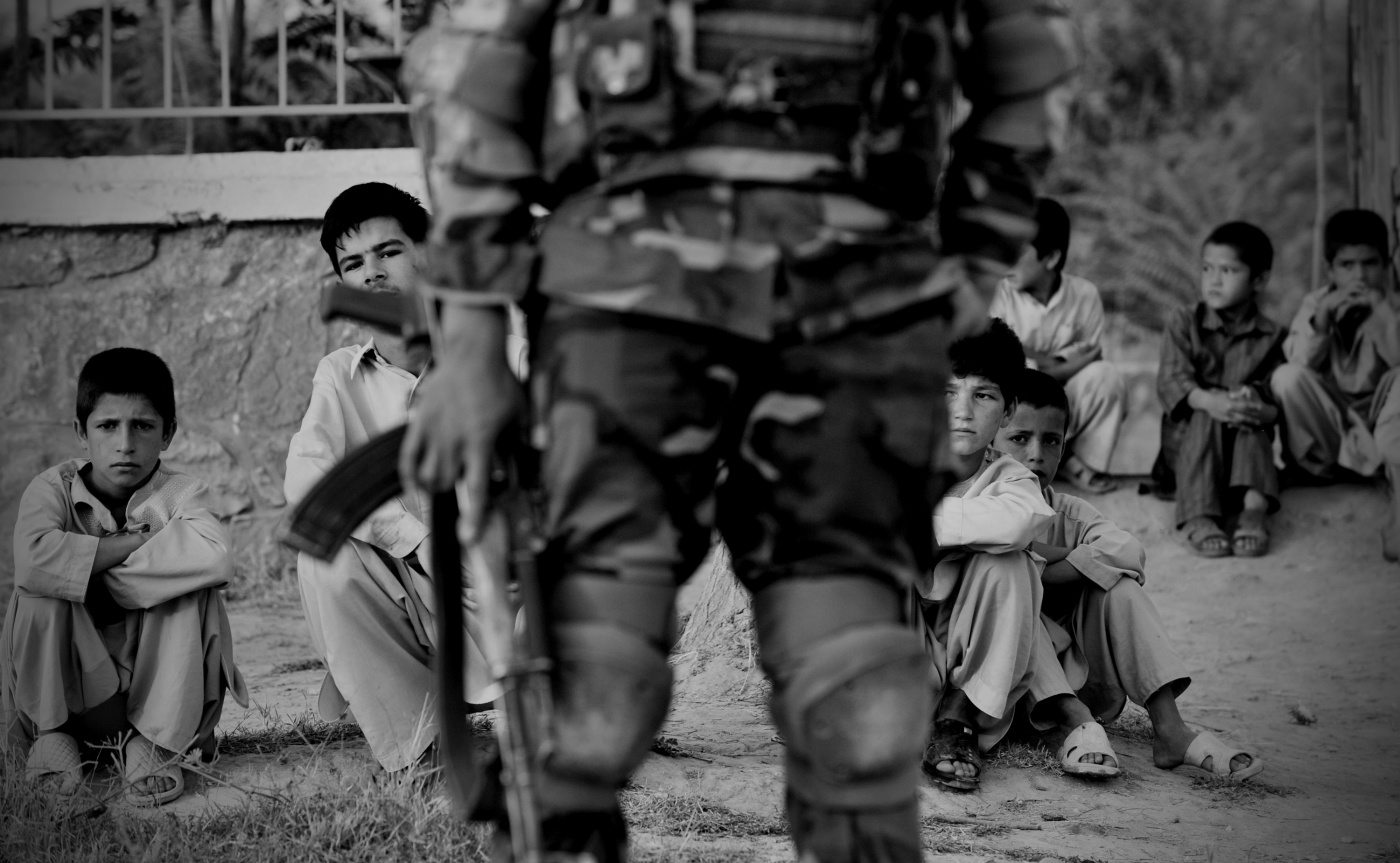 Szandelszky Béla (Associated Press): Afgán Nemzeti Hadsereg