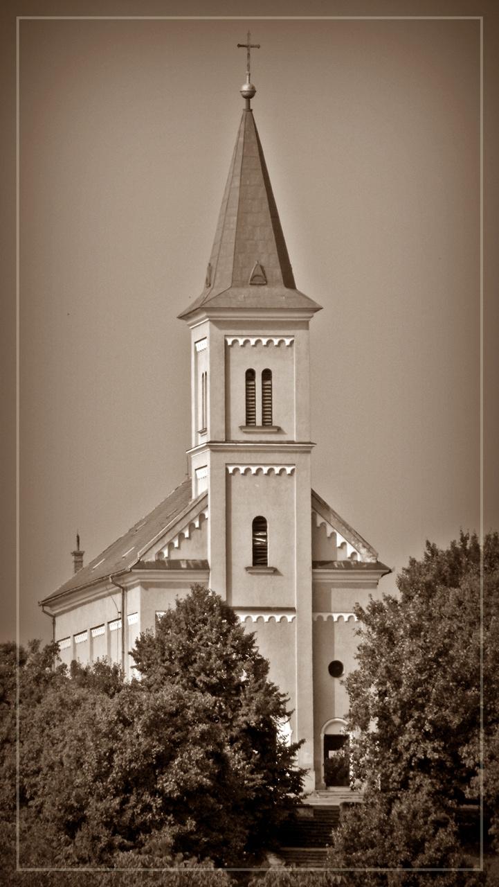 Szent László templom    Veszprém