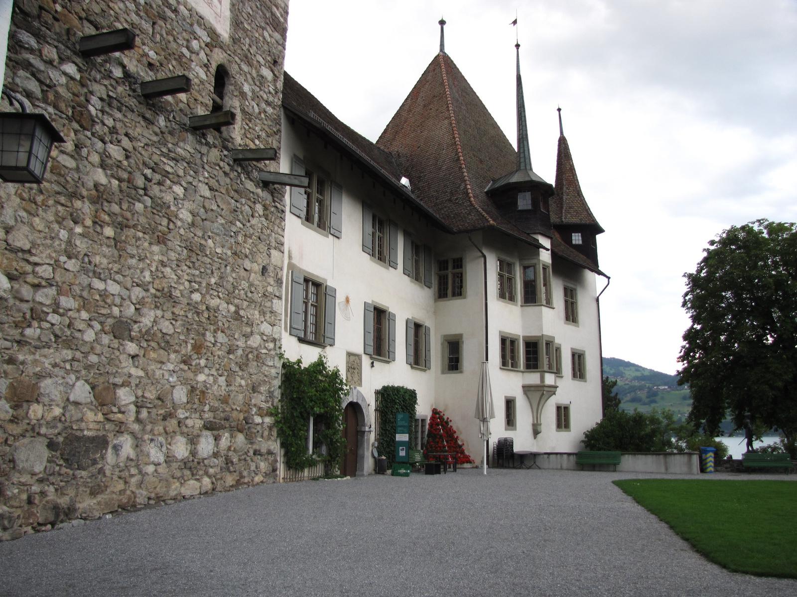 Svájc, Spiez, SzG3