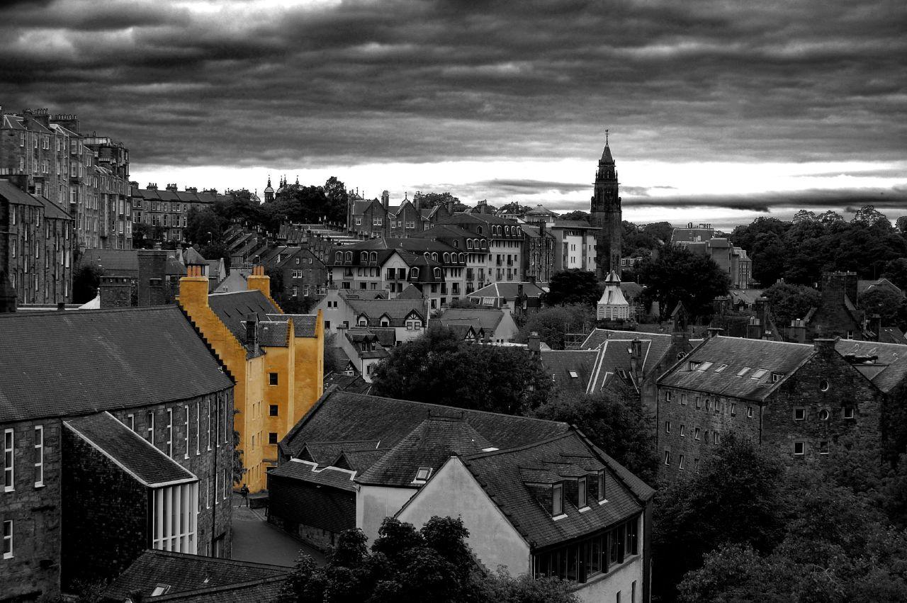 Edinburgh - Scotland - Bells Brea