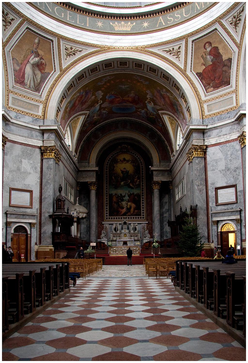 Ezstergomi Bazilika 2