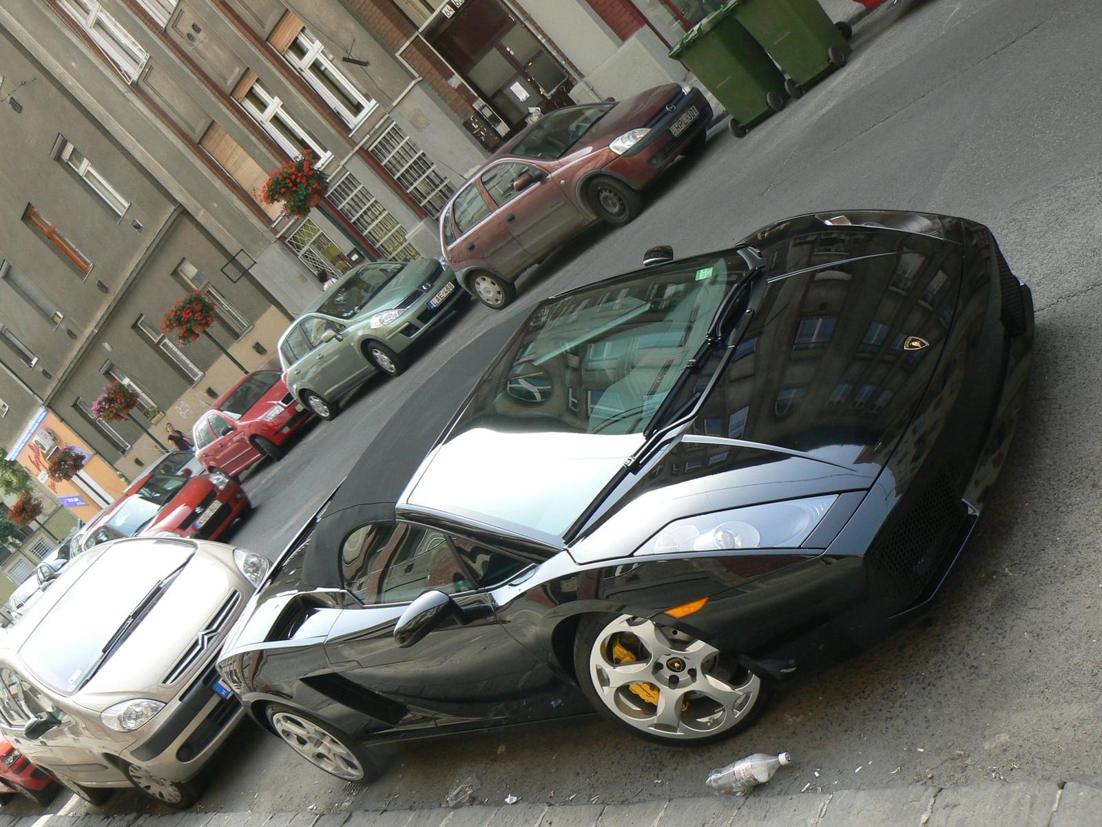 Lamborghini Gallardo Spyder 004