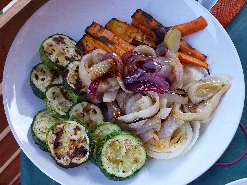 Zöldségek készen